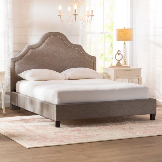 Humphries Upholstered Platform Bed Size: Full