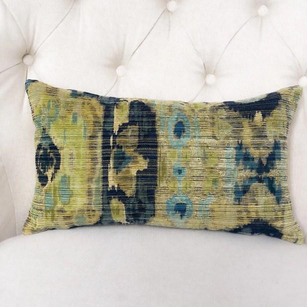 Robson Handmade Luxury Pillow Size: 18
