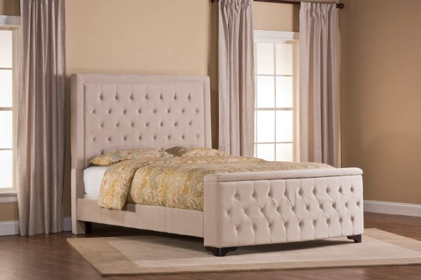 Kleckner Kaylie Upholstered Panel Headboard Size: Queen