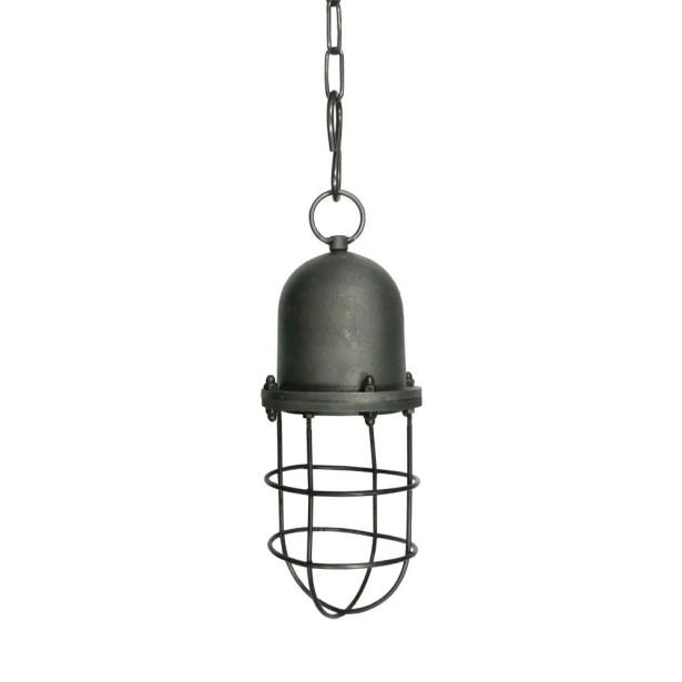Osya Industrial 1-Light Foyer Pendant