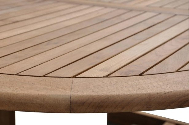 Aguinaldo Extendable Teak Dining Table