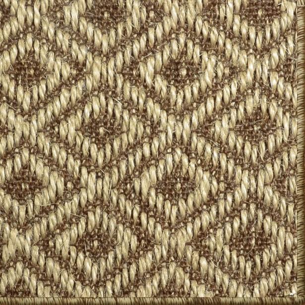Palmyre Sepia Area Rug Rug Size: 5' x 8'