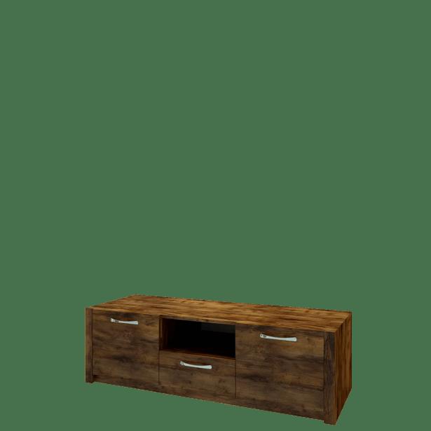 Fulford 57.7? TV Stand Color: Dark Oak Color