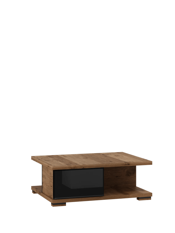 Ardent Coffee Table Color: Black