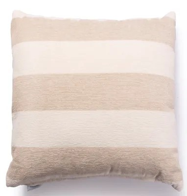 Izora Outdoor Throw Pillow Size: Large, Color: Sand