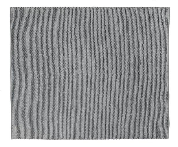 Arlow Hand-Woven Dark Gray Area Rug Rug Size: Rectangle 10' x 14'