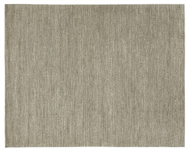 Crestwood Hand-Woven Brown Area Rug Rug Size: Rectangle 9' x 12'