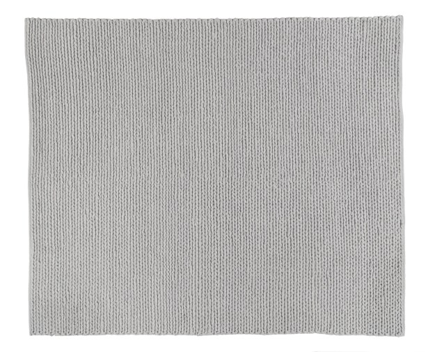 Arlow Hand-Woven Light Gray Area Rug Rug Size: Rectangle 9' x 12'