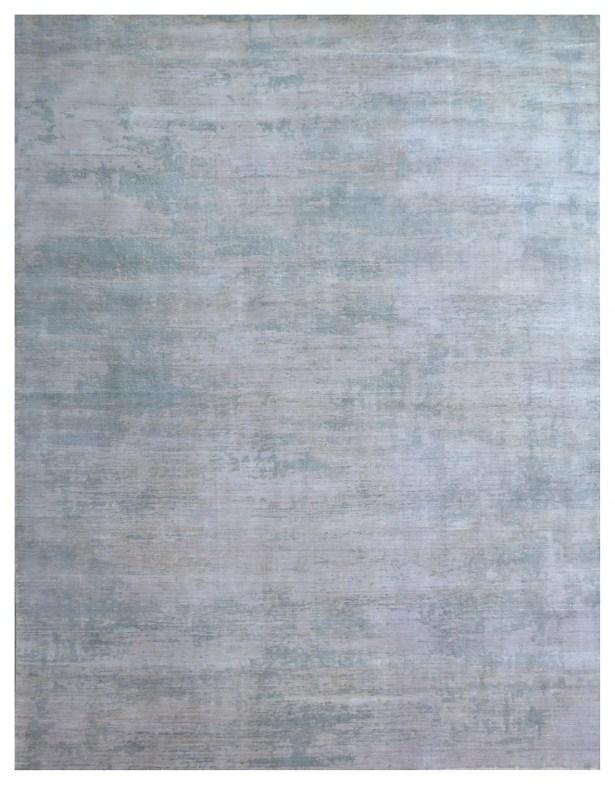 Enzo Hand-Woven Gray Area Rug Rug Size: Rectangle 6' x 9'