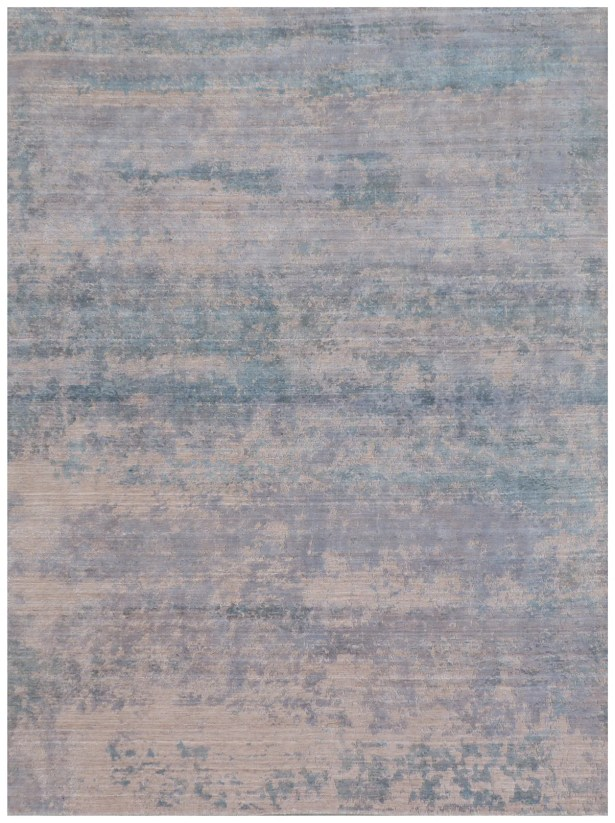 Reflections Hand-Woven Light Beige Area Rug Rug Size: Rectangle 6' x 9'