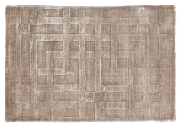 Hazel Hand-Woven Beige Area Rug Rug Size: Rectangle 12' x 15'