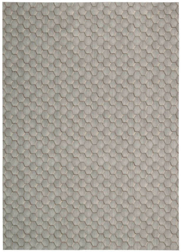 Loom Select Pasture Smoke Area Rug Rug Size: Rectangle 7'9