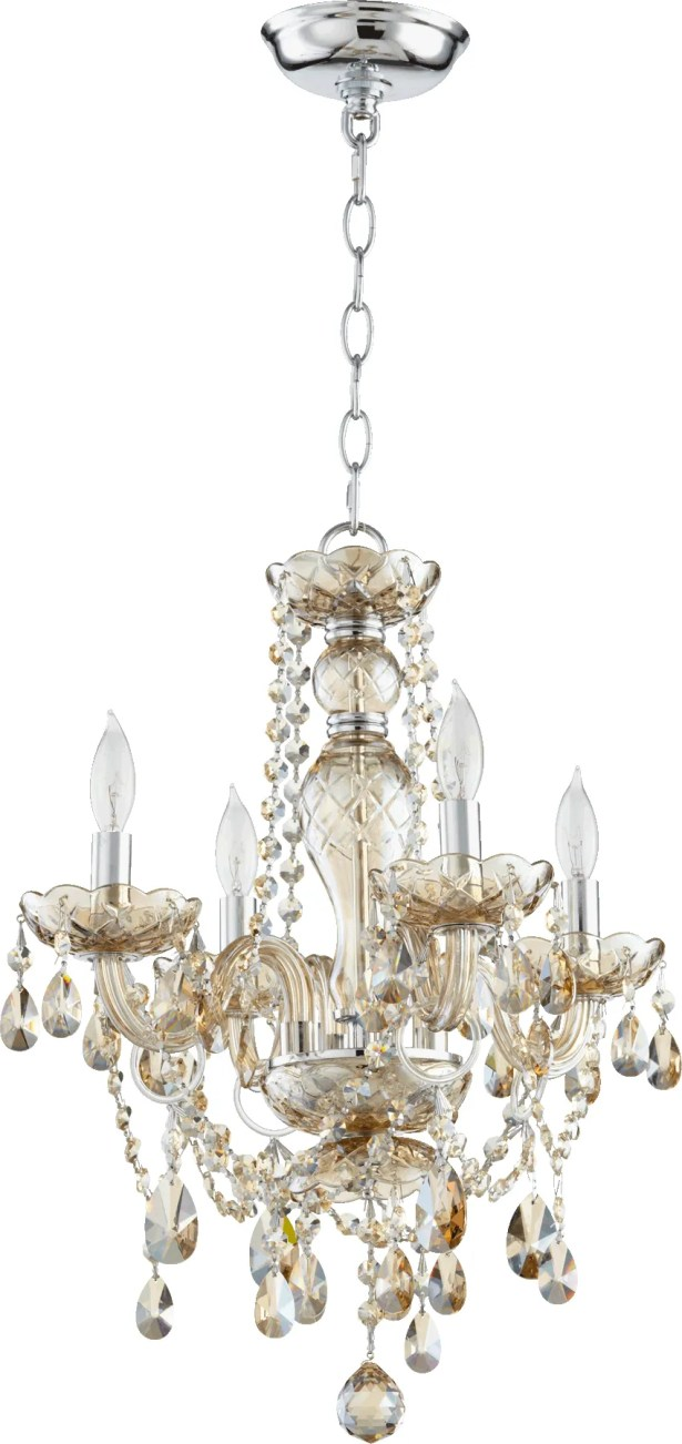 Katerina 4-Light Candle Style Chandelier