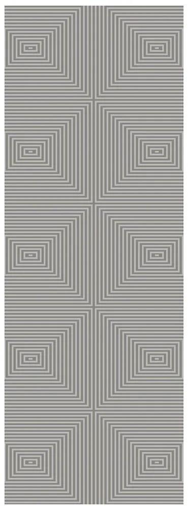 Luminous Gray Area Rug Rug Size: Rectangle 9' x 13'
