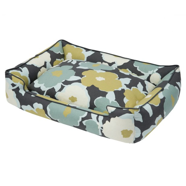 Everyday Cotton Lounge Pet Bed Size: Small (24