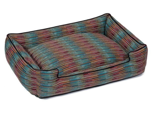 Santa Fe Premium Cotton Blend Bolster Bed Size: 7