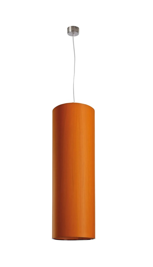 Romanica 1-Light Cylinder Pendant Size: Medium, Bulb Type: E26 Base, Finish: Turquoise
