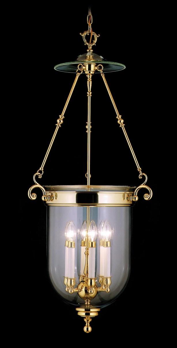 Independence Hall 6-Light Urn Pendant Finish: Mahogany Bronze