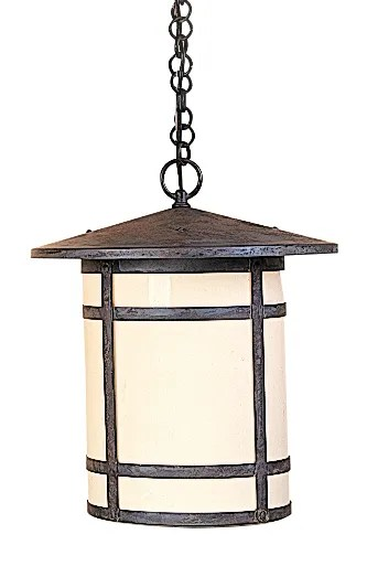 Berkeley 1-Light Lantern Pendant Size: 16.63