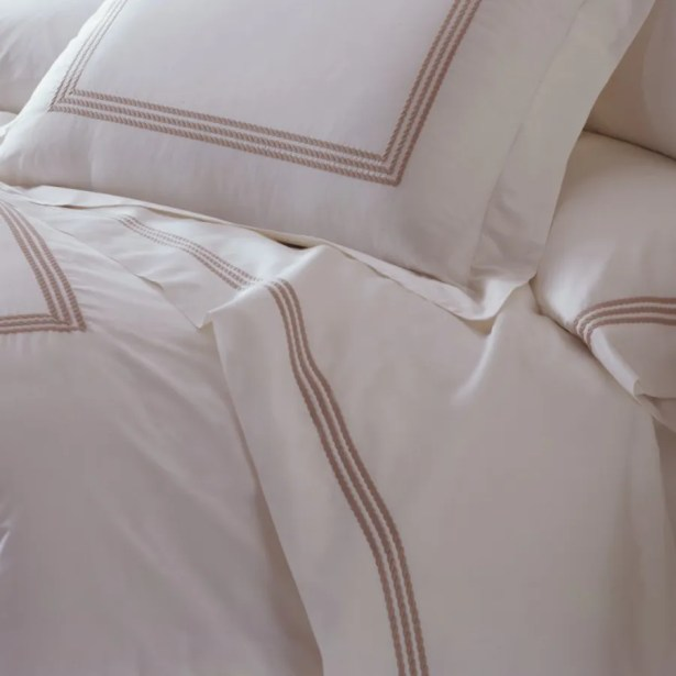Allende 400 Thread Count Sheet Set Size: Queen