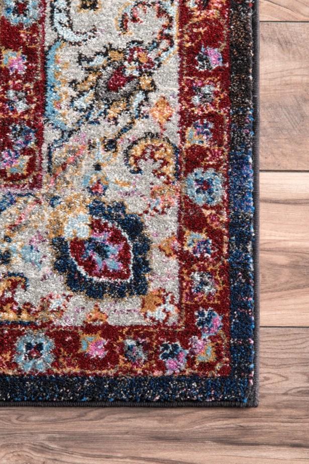 Maskito Brown Area Rug Rug Size: Rectangle 5'3