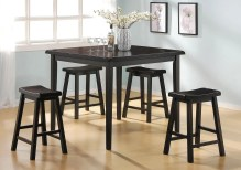Dining Table Sets Porterdale 5 Piece Counter Height Dining Set