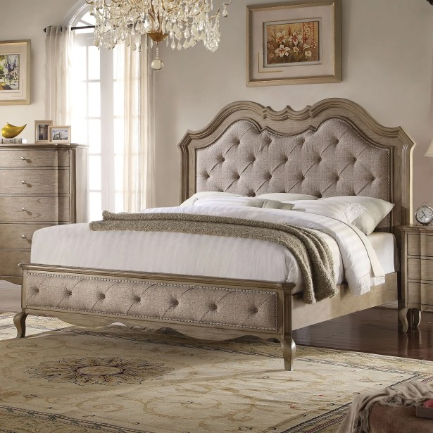 Anatolio Tufted Upholstered Panel Bed Size: Eastern King