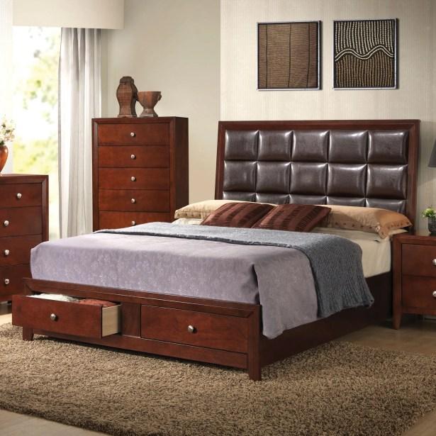 Lamonica Upholstered Storage Panel Bed Size: Eastern King