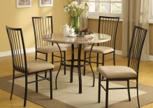 Dining Table Sets Roopville 5 Piece Dining Set