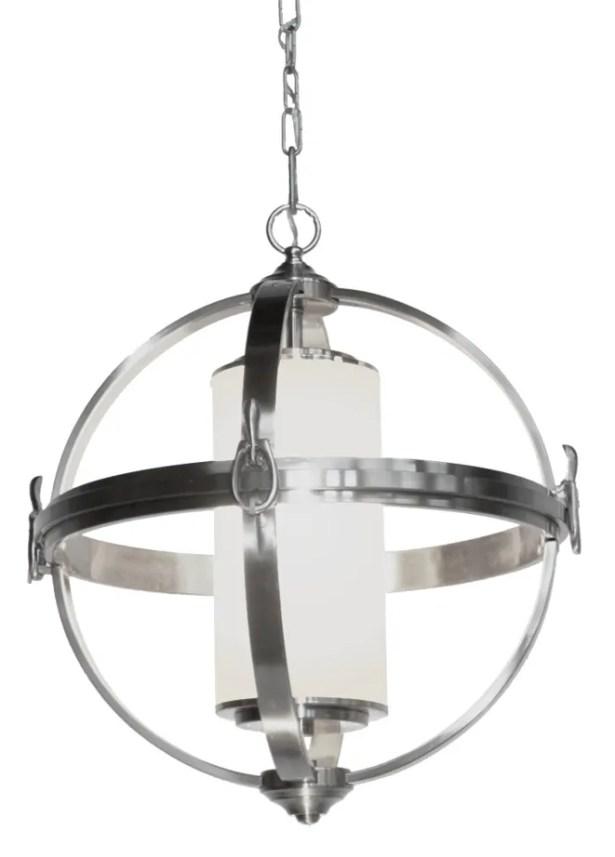 Thornley 4-Light Pendant Size: 23