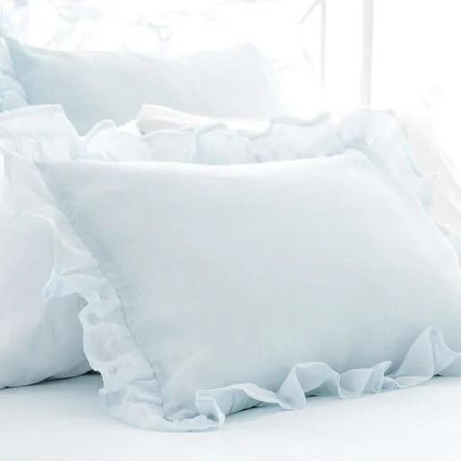Savannah Linen Sham Size: Standard