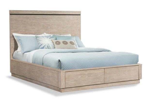 Crannell Storage Platform Bed