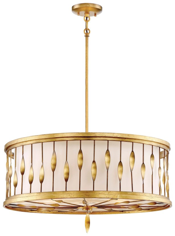 Izabella 5-Light Pendant