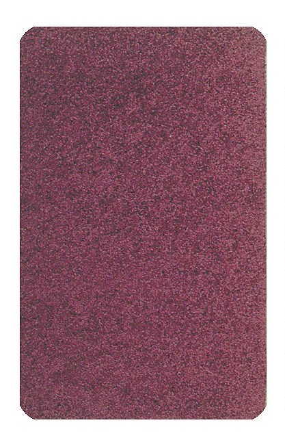 Solid Mt. St. Helens Cranberry Area Rug Rug Size: Rectangle 4' x 6'