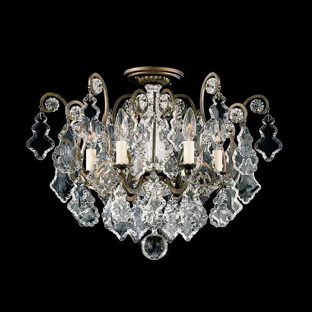 Versailles 6-Light Chandelier Finish: Etruscan Gold