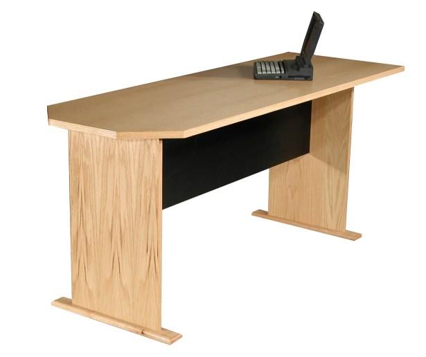 Modular Real Oak Wood Veneer 29.5 H x 71.25