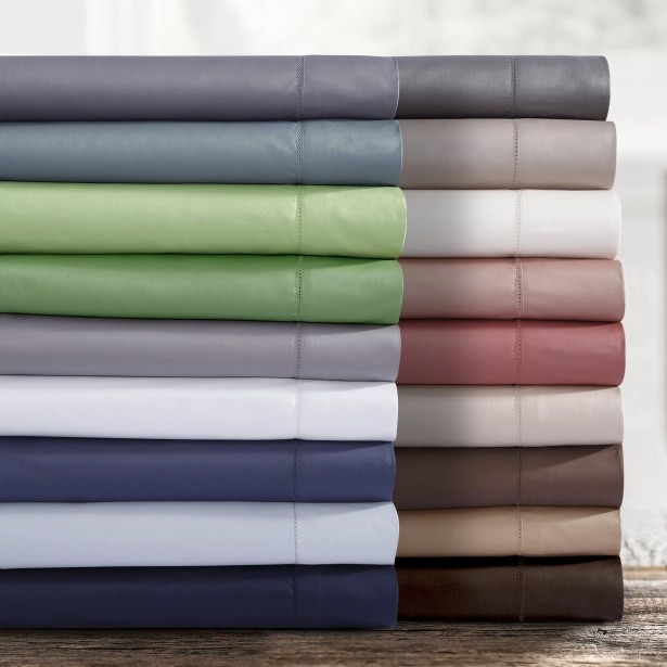 750 Thread Count Egyptian Quality Cotton Extra Deep Pocket Sheet Set Color: Chocolate, Size: King