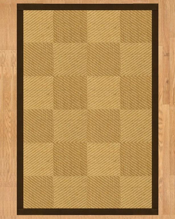 Oberon Hand Crafted Fudge Area Rug Rug Size: Rectangle 12' x 15'
