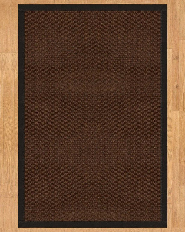 Triton Hand Crafted Black Area Rug Rug Size: Runner 2'6