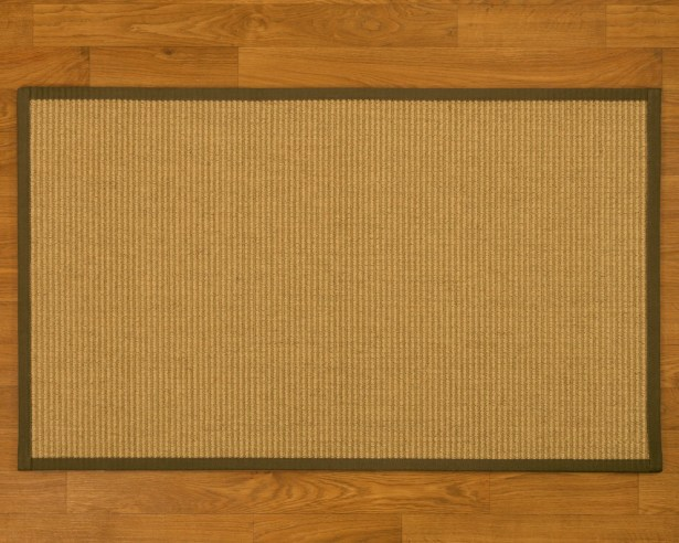 Bulpitt Hand-Woven Malt Area Rug Rug Size: Rectangle 6' x 9'