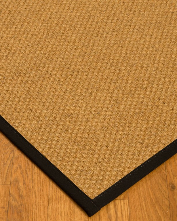 Andlau Natural Fiber Sisal Plus Bonus Hand-Woven Beige Area Rug Rug Size: Rectangle 2' x 3'