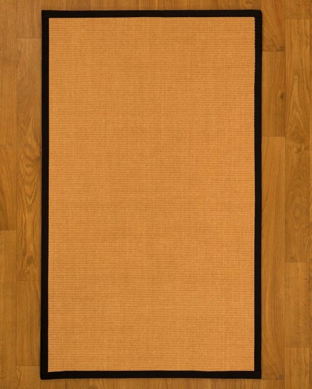 Delaware Natural Fiber Sisal Hand-Woven Beige Area Rug Rug Size: Runner 2'6