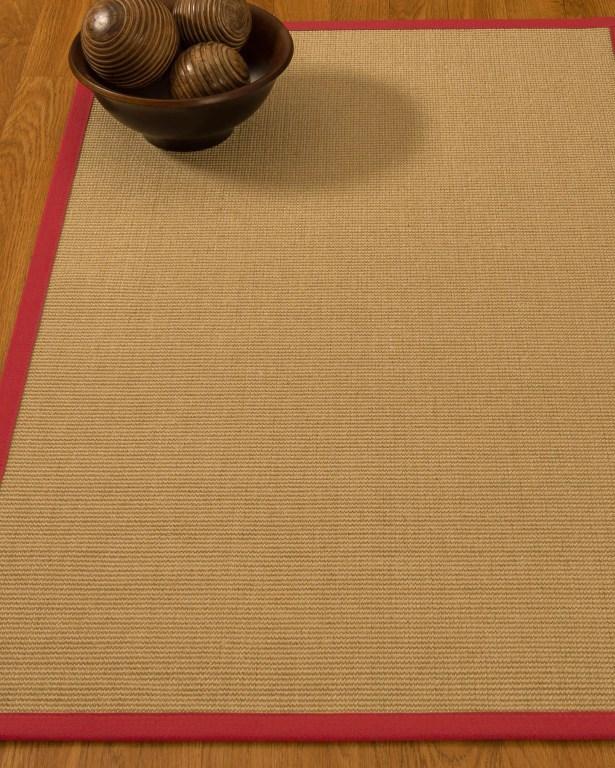 Astley Hand Woven Beige Area Rug Rug Size: Rectangle 4' x 6'