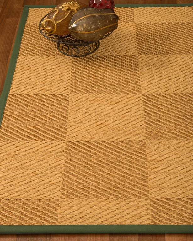 Luhrmann Handwoven Flatweave Beige/Brown Area Rug Rug Size: Rectangle 9' X 12'