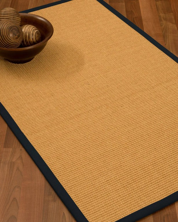 Buggs Hand Woven Brown Area Rug Rug Size: Rectangle 8' X 10'