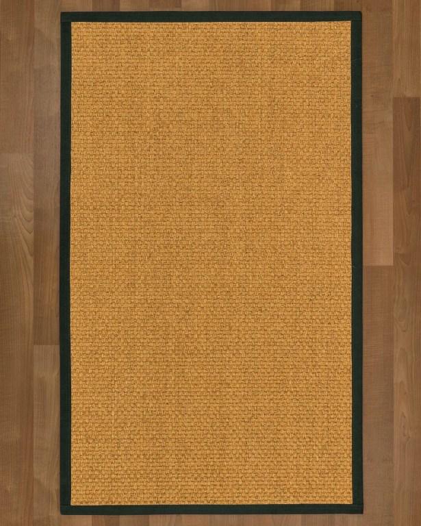 Andlau Hand Woven Brown Area Rug Rug Size: Rectangle 6' X 9'