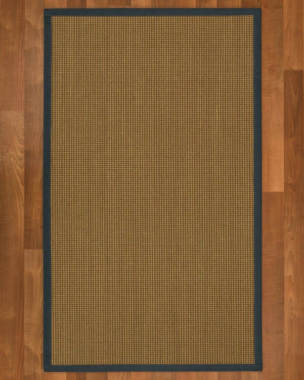 Asther Hand Woven Brown Area Rug Rug Size: Rectangle 2' X 3'