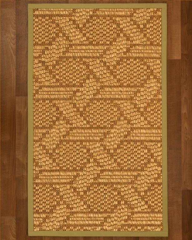 Aalin Hand-Woven Beige Area Rug Rug Size: Rectangle 2' X 3'