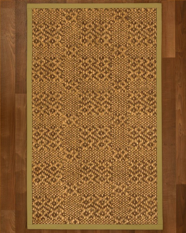 Camile Hand Woven Copper Area Rug Rug Size: Rectangle 8' X 10'