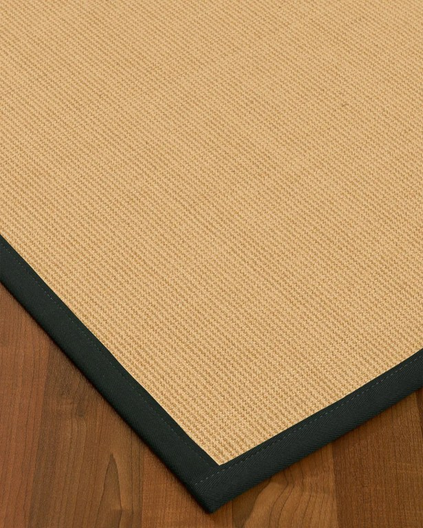 Rupendra Hand Woven Beige Area Rug Rug Size: Rectangle 6' X 9'
